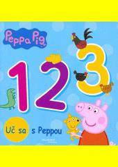 Obal knihy Peppa Pig - 1, 2, 3