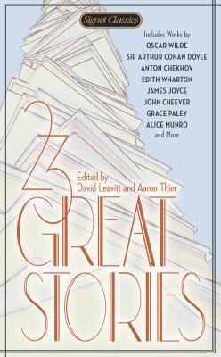 Obal knihy 23 Great Stories EN