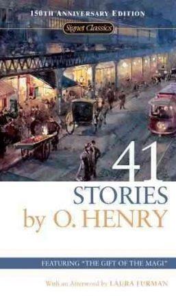 Obal knihy 41 Stories EN