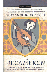 Obal knihy The Decameron EN