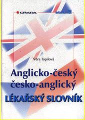 Anglicko-český / česko-anglický lékařský slovník EN