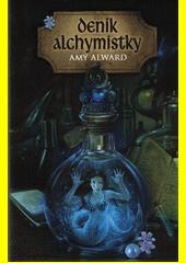 Obal knihy Deník alchymistky CZ