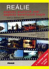 Obal knihy Reálie anglicky mluvících zemí EN