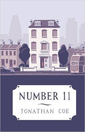 Obal knihy Number 11 EN