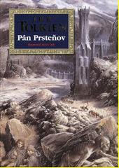 Obal knihy Pán Prsteňov