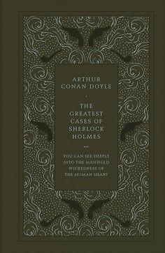 Obal knihy The Greatest Cases of Sherlock Holmes EN