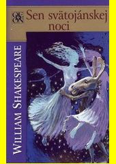 Obal knihy Sen svätojánskej noci