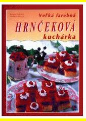 Obal knihy Veľká farebná hrnčeková kuchárka