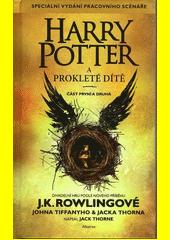Obal knihy Harry Potter a Prokleté dítě CZ