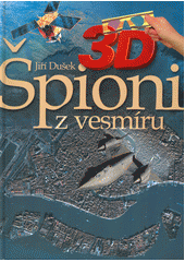 Obal knihy Špioni z vesmíru CZ
