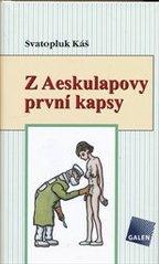 Obal knihy Z Aeskulapovy první kapsy CZ