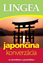 Obal knihy Japončina – konverzácia