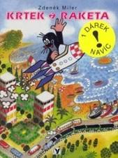 Obal knihy Krtek a raketa CZ