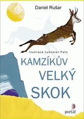 Obal knihy Kamzíkův velký skok CZ