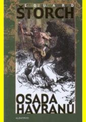 Obal knihy Osada Havranů CZ