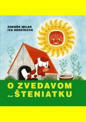 Obal knihy O zvedavom šteniatku