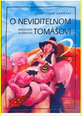 Obal knihy O neviditeľnom Tomášovi