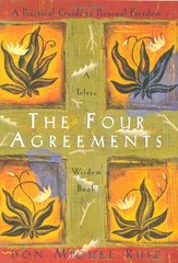 Obal knihy The Four Agreements EN