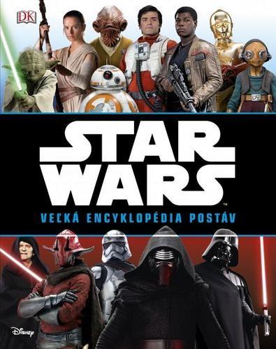 Obal knihy Star Wars: Veľká encyklopédia postáv