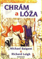Obal knihy Chrám a lóža