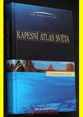 Obal knihy Kapesní atlas světa s lexikonem států CZ