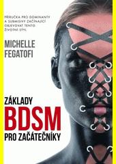Obal knihy Základy BDSM pro začátečníky CZ