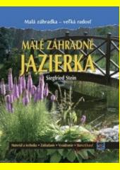 Obal knihy Malé záhradné jazierka
