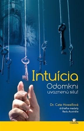 Obal knihy Intuícia