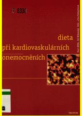 Obal knihy Dieta při kardiovaskulárních onemocněních CZ