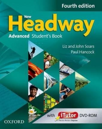 Obal knihy New Headway - Advanced - Student's Book EN