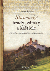 Obal knihy Slovenské hrady, zámky a kaštiele