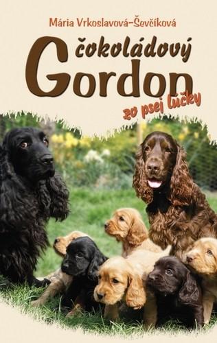 Obal knihy Čokoládový Gordon zo psej lúčky