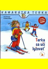 Obal knihy Terka sa učí lyžovať