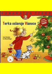 Obal knihy Terka oslavuje Vianoce