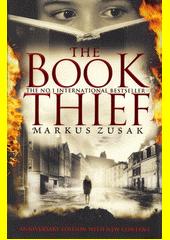 Obal knihy The Book Thief EN