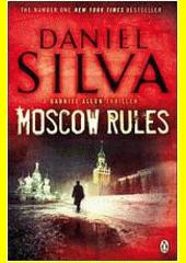 Obal knihy Moscow Rules EN