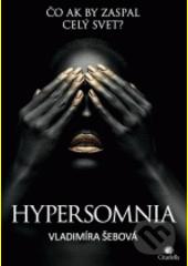 Obal knihy Hypersomnia