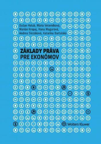 Obal knihy Základy práva pre ekónomov
