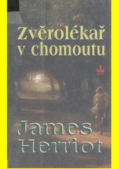 Obal knihy Zvěrolékař v chomoutu CZ