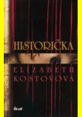 Obal knihy Historička