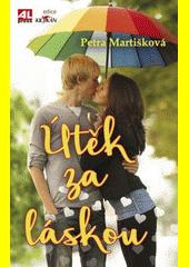 Obal knihy Útěk za láskou CZ