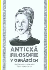 Obal knihy Antická filosofie v obrázcích CZ