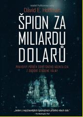 Obal knihy Špion za miliardu dolarů CZ