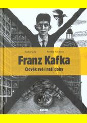Obal knihy Franz Kafka CZ