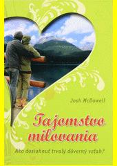 Obal knihy Tajomstvo milovania