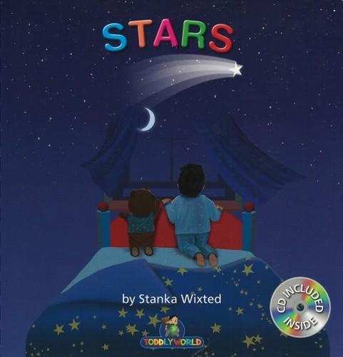 Obal knihy Stars EN