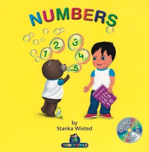Obal knihy Numbers EN