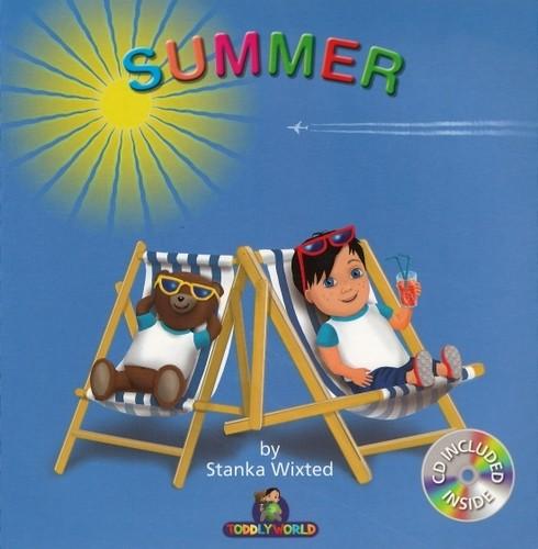 Obal knihy Summer EN