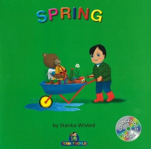 Obal knihy Spring EN