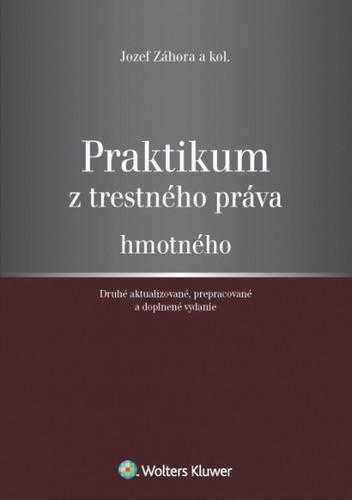 Obal knihy Praktikum z trestného práva hmotného